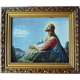 """Jėzus ant alyvų kalno"""