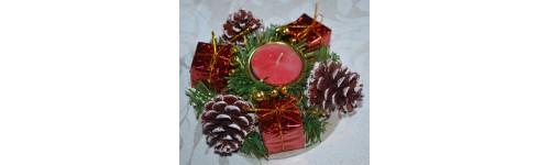 Kalėdinės žvakidės